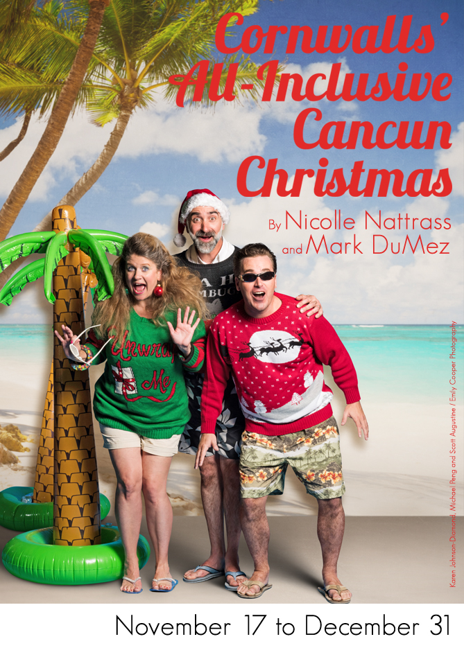 Cornwalls' All-Inclusive Cancun Christmas