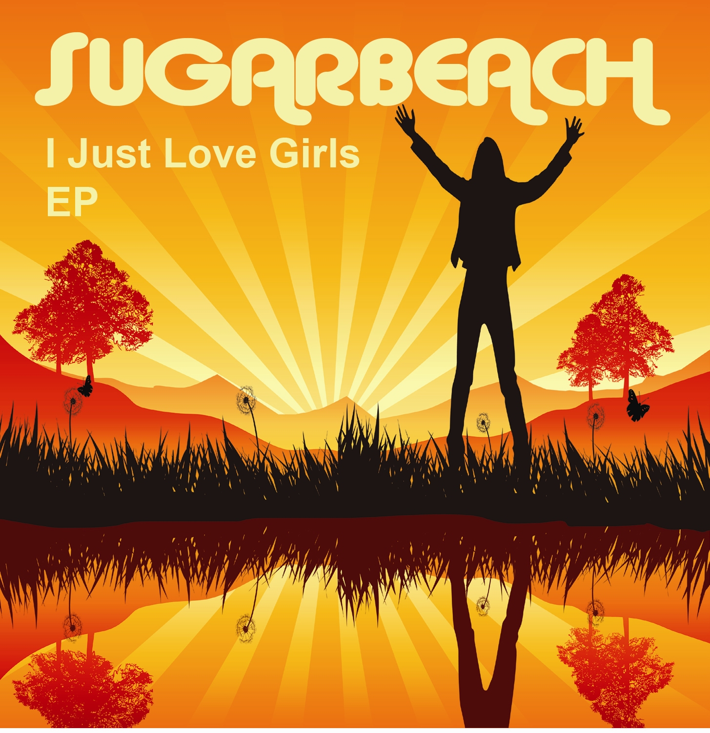 First Release from Sugarbeach Duo 4 song EP